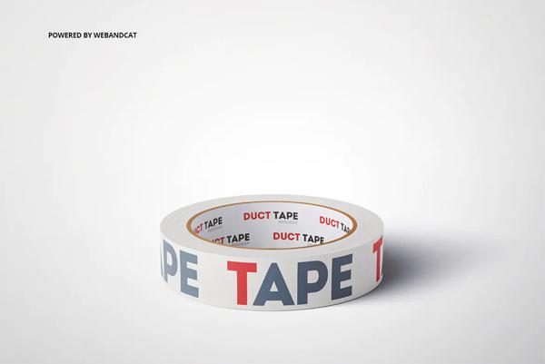 Duct Tape Mockups