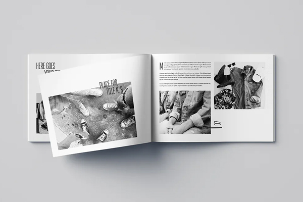 Photography brochure design indd