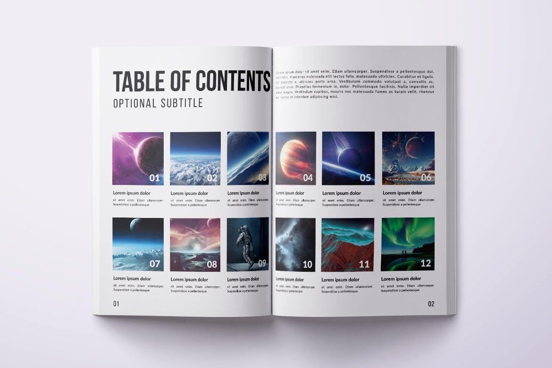 Photo Magazine Design