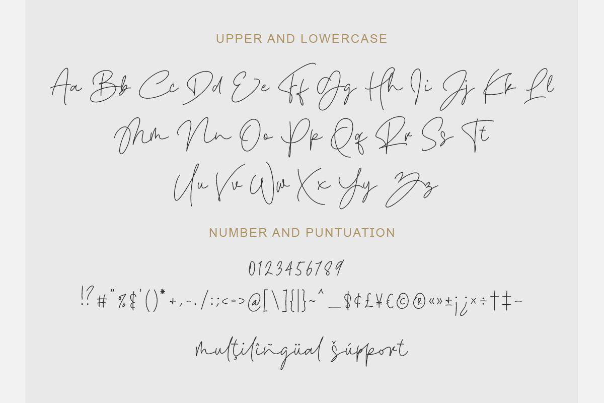 Befront is stylish Signature font - 2