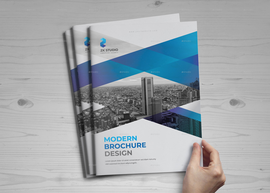 Creative & Modern Brochure Template