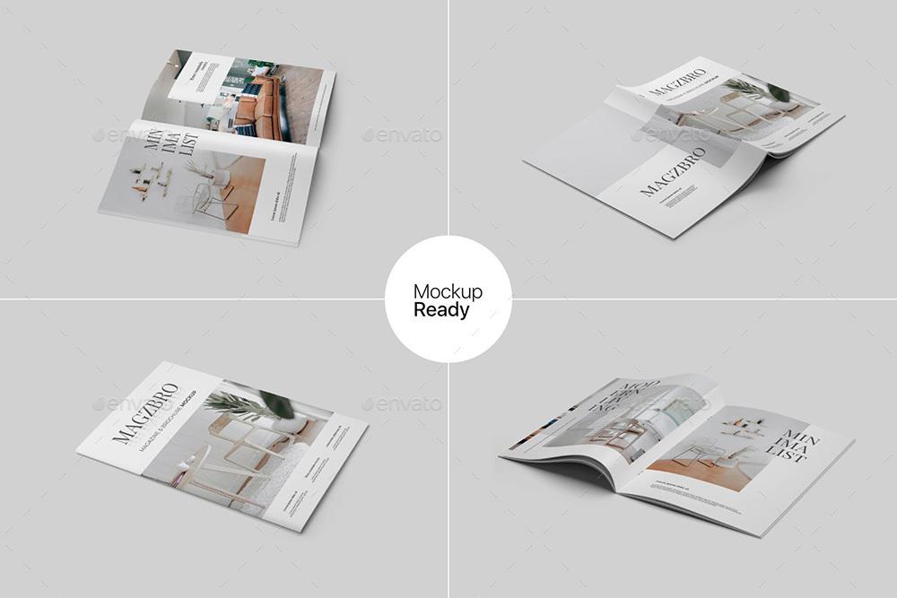Magazine Mockup