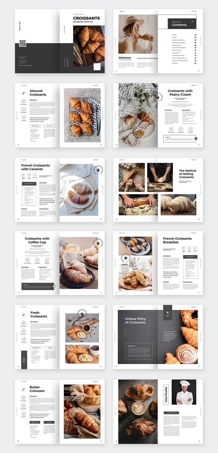Cookbook Template