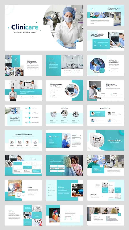 Medical & Healthcare PowerPoint Presentation