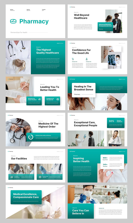 Medicine Powerpoint Presentation