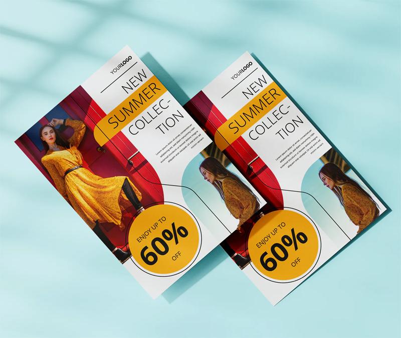 Sale Fashion Flyer